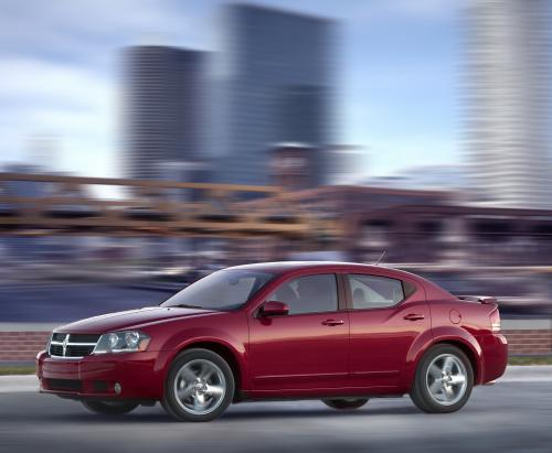 2008 Dodge Avenger Launch: Info, Specs & Many Pics