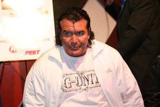 Scott Hall Drinks Alcohol, Hell Freezes Over