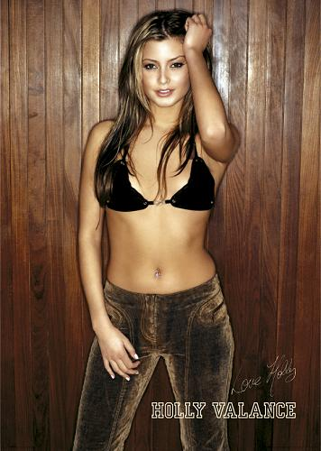 Cute Holly Valance Wallpapers